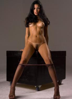 Hairy pussy hot latin babe